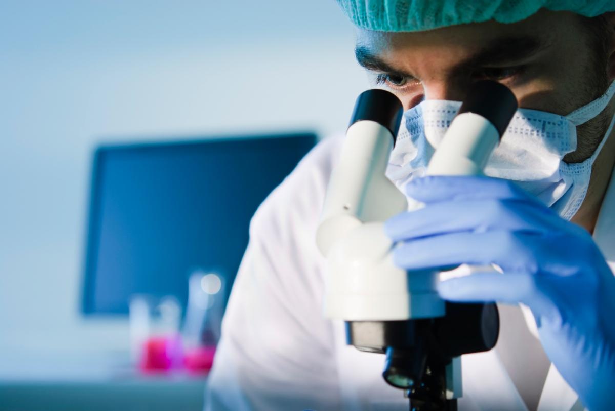 микроскопия мазка на инфекции